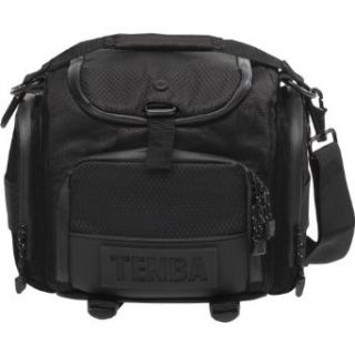 Tenba 632 603 Shootout Small Shoulder Bag (Black)  Camera Cases  Camera & Photo