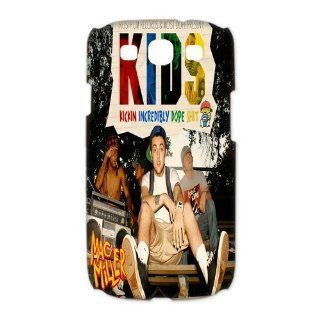Mac Miller Case for Samsung Galaxy S3 I9300, I9308 and I939 Petercustomshop Samsung Galaxy S3 PC01821: Cell Phones & Accessories