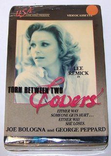 Torn Between Two Lovers [VHS]: Lee Remick, Joseph Bologna, George Peppard, Giorgio Tozzi, Murphy Cross, Jess Osuna, Lois Markle, Martin Shakar, Molly Cheek, Derrick Jones, Mary Long, Sean McCann, Delbert Mann, Alan Landsburg, Gary Credle, Joan Barnett, Lin