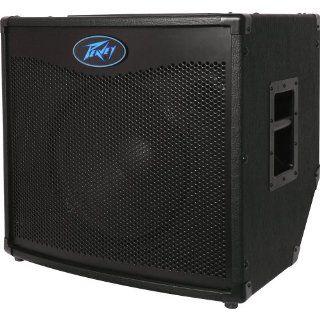 Peavey TOURTNT115 600W 15 Inch 120 Channel Power Amplifier Musical Instruments