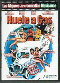 HUELE A GAS: Sasha Montenegro, Victor Manuel Castro: Movies & TV
