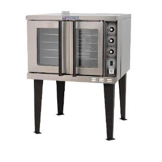 Bakers Pride BCO E1 Convection Oven Full Size Electric Single Deck Cyclone Series Convection Countertop Ovens Kitchen & Dining