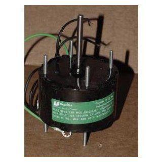 MAGNETEK JA2C607R 1/100HP ELECTRIC MOTOR 115 VOLT 1550 RPM   Permanent Magnet Motors