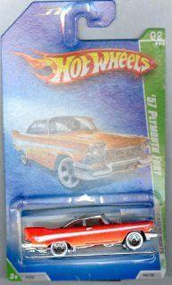 Hot Wheels 2009 Treasure Hunts 1957 Plymouth Fury