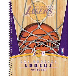 Perfect Timing Turner Los Angeles Lakers Notebook, Pack of 2 (8091324) : Wirebound Notebooks : Office Products