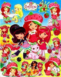 Strawberry Shortcake Raspberry Torte Sticker Sheet BL572 ~ Lemon Meringue: Everything Else