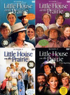 Little House on the Prairie Seasons 6   9 (4 Pack): Michael Landon, Melissa Gilbert, Karen Grassle, Melissa Sue Anderson, Lindsay Greenbush: Movies & TV
