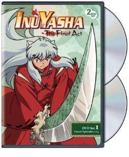 Inuyasha the Final Act Set 1: Various: Movies & TV