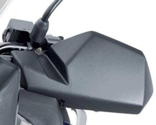 Suzuki DL 650 Hand Guard Set V Strom VSTROM Black 2004 2011: Automotive