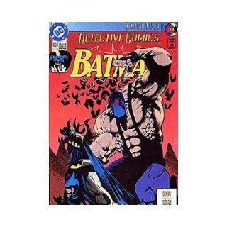 Detective Comics #664 [Comic Book, Featuring Batman] CHUCK DIXON Books