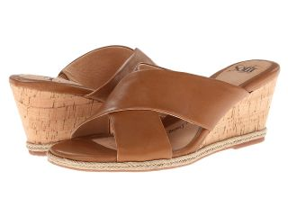 Sofft Idola Womens Wedge Shoes (Brown)