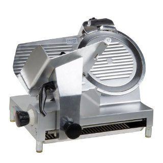 "Avantco SL512 12"" Manual Gravity Feed Meat Slicer   1/2 HP: Kitchen & Dining"