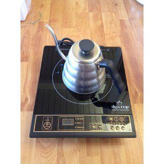 DUXTOP 1800 Watt Portable Induction Cooktop Countertop Burner 8100MC Electric Countertop Burners Kitchen & Dining