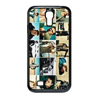 Custom Channing Tatum Cover Case for Samsung Galaxy S4 I9500 S4 857: Cell Phones & Accessories