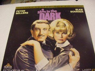 Laserdisc A Shot In The Dark a Pink Panther Film Inspector Clouseau Peter Sellers, Elke Sommer, George Sanders, Herbert Lom, Tracy Reed, Blake Edwards Letterbox Format. : Prints : Everything Else