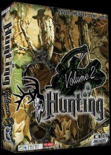 Vol 2 Hunting Vector Clipart Vinyl Cutter Slgn Design Artwork EPS Vector Art Software plotter Clip Art Images: Software
