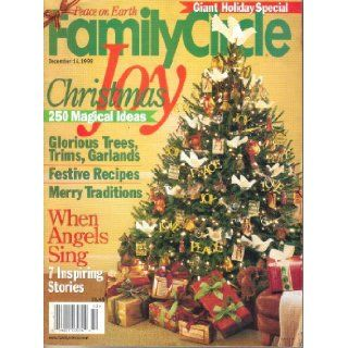 Family Circle Magazine, Vol. 112, No. 17 (December 14, 1999): Susam Kelliher Ungaro: Books