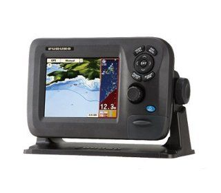 "Furuno GP1670F Combination Fishfinder/Chartplotter, MFG# GP1670F, 5.7"" color LCD, internal 50 channel GPS/WAAS, uses C Map 4D charts (sold separately), 50/200KHz 600/1000 Watt fishfinder, NMEA 2000 data output. Transducer sold separately. : Boating Gp"