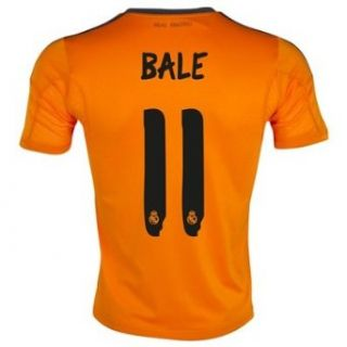 Adidas BALE #11 Real Madrid 3rd (Third) Jersey 2013 14: Sports & Outdoors