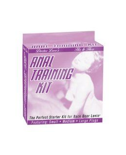 His & Hers Anal Training Kit   EDO NC18700: Health & Personal Care