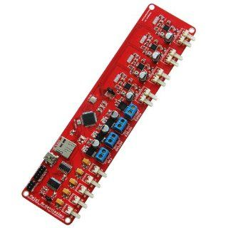 Geeetech New Melzi Ardentissimo, Complete Reprap 3D Printer Print Controller Board Industrial & Scientific