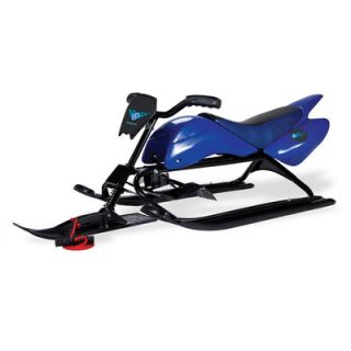Lucky Bums Kids Snow Racer Extreme Sled