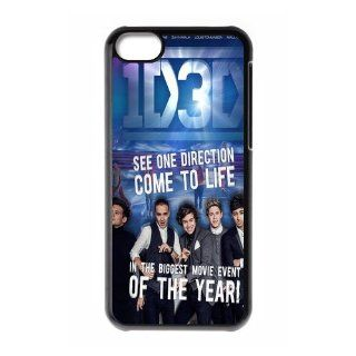 Custom One Direction Cover Case for iPhone 5C W5C 688: Cell Phones & Accessories