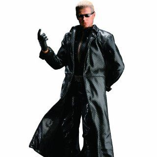 Sideshow Collectibles Hot Toys Video Game Masterpiece Resident Evil 5 12 Inch Deluxe Figure Albert Wesker Toys & Games