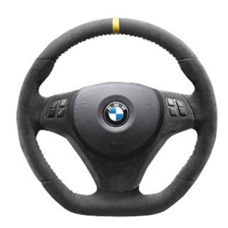 Genuine OEM BMW Performance Steering Wheel without Shift Lights & Performance Display without Steptronic   (1 Series 2008 2012/ 3 Series 2007 2012 (Except 2012 3 Series Sedans)/ M3 Coupe 2008 2012/ M3 Sedan 2008 2011) Automotive