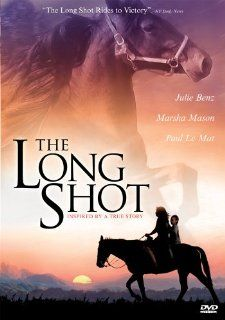 The Long Shot: Julie Benz, Marsha Mason, Paul Le Mat, Gage Golightly, David Alexander (IV), Christopher Cousins, Laura Johnson, Juliette Goglia, John Livingston, Cliff Bemis, Robert Pine, Patrick Day, Andrea Piedimonte, Joe Russell (II), Kelsey Chapman, Ji