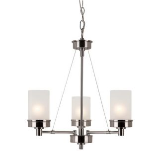 Urban Swag 3 Light Chandelier