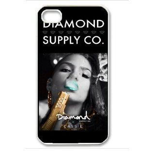 Diamond Supply Co Iphone 4/4s hard Case: Cell Phones & Accessories