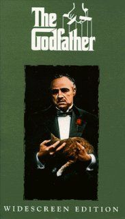 The Godfather (Widescreen Edition) [VHS]: Marlon Brando, Al Pacino, James Caan, Diane Keaton, Richard S. Castellano, Robert Duvall, Sterling Hayden, John Marley, Richard Conte, Al Lettieri, Abe Vigoda, Talia Shire, Gordon Willis, Francis Ford Coppola, Pete