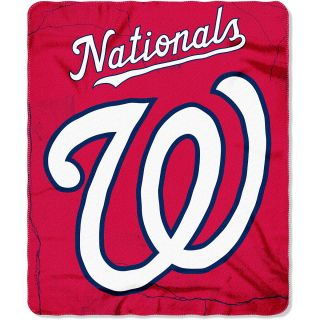 NORTHWEST Washington Nationals Wicked Style Fleece Blanket