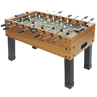 Carrom Burr Oak Foosball Table (750.33)