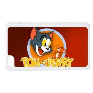 Tom and Jerry Cartoon Wonderful Pictures Hard Anti slip Back Protective Custom Cover Case for Apple iPod Touch 4 4g 4th 741_06: Books