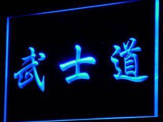 ADV PRO i725 b Japanese Samurai Katana Bar Beer Neon Light Sign