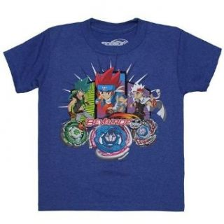 Beyblade Battle Mode Boys T shirt (4) Clothing