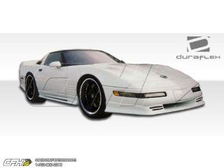 1991 1996 Chevrolet Corvette Duraflex GTO Front Lip Under Spoiler Air Dam   1 Piece Automotive