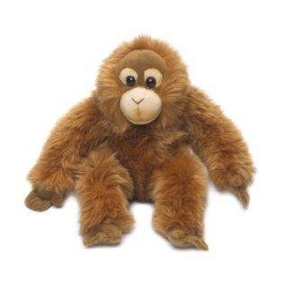 Wwf Orangutan 23cm Soft Plush Stuffed Animal Toy Toys & Games