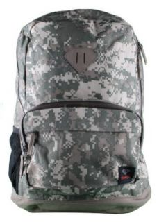 Diamond Supply Co. School Life Digital Camo Backpack: Clothing