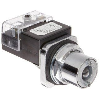 Siemens 52SA7CGN Heavy Duty Selector Switch, Water and Oil Tight, 3 Positions, Illuminated, Maintained Operation, Short Lever, Transformer, 755 Type Lamp, C Cam Code, 120V Voltage Electronic Component Selector Switches Industrial & Scientific