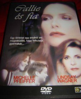 CALLIE AND SON / Callie �s fia / REGION 2 PAL DVD / Audio: English, Hungarian / Subtitles: Hungarian / Actors: Lindsay Wagner, Michelle Pfeiffer, Jameson Parker, Dabney Coleman, Joy Garrett / 141 minutes: Lindsay Wagner, Michelle Pfeiffer, Jameson Parker,