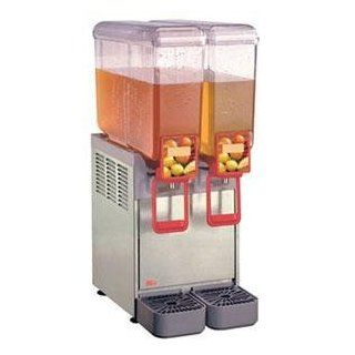 Grindmaster Cecilware 8 2 Arctic Series Premix Cold Beverage Dispenser, 2.2 Gallon, Stainless Steel/Grey Kitchen & Dining