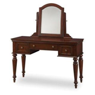 Lafayette Bedroom Vanity Table   Cherry   Vanities