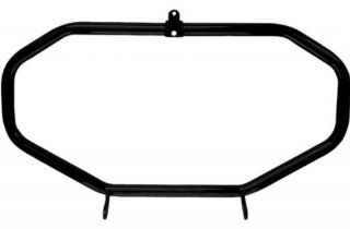 Baron Custom Accessories Black Powder Coated Engine Guards BA 7130 00B Automotive