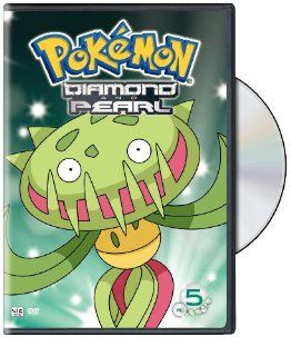 Pokemon: Diamond and Pearl, Vol. 5: Artist Not Provided, Director Not Provided: Movies & TV