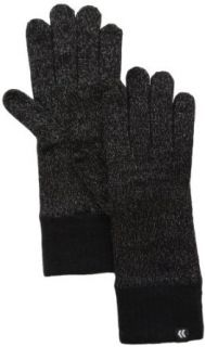 Isotoner Women's Allover Smartouch Knit Glove, Dark Cobalt, One Size at  Women�s Clothing store