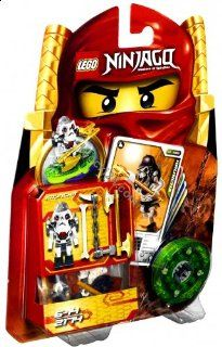 LEGO Ninjago Kruncha 24pc Building Toy   2174 Toys & Games