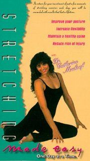 Stretching Made Easy One Day At  A Time [VHS] Maureen Maloof, Dr. Catherine Maloof Movies & TV